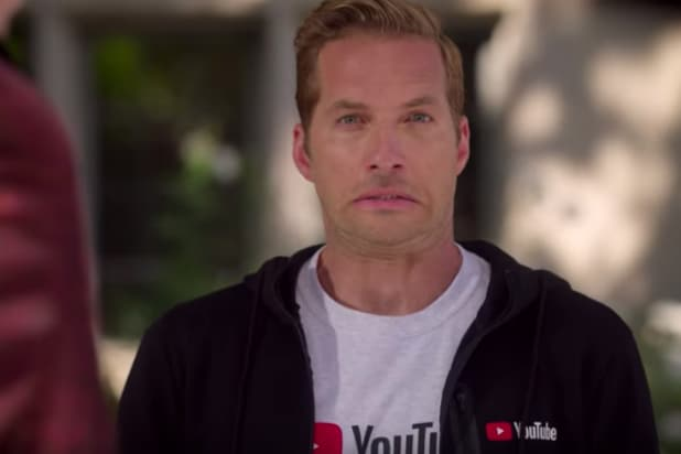 Ryan Hansen Is Still Making Fun of YouTube in Season 2 Trailer for 'Ryan Hansen Solves Crimes on Television' (Video)