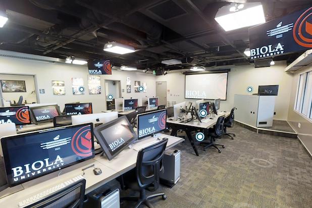 Biola University production center