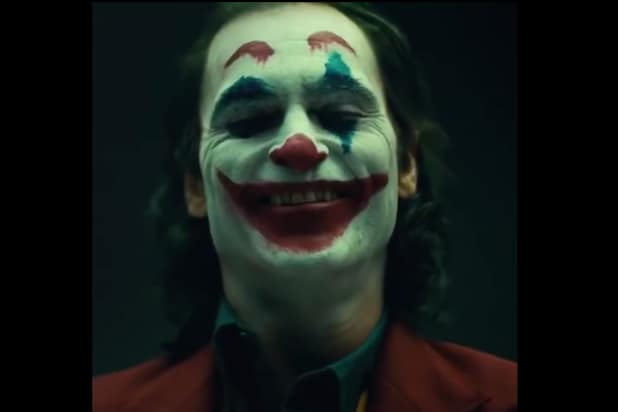 Joker Screentest teaser