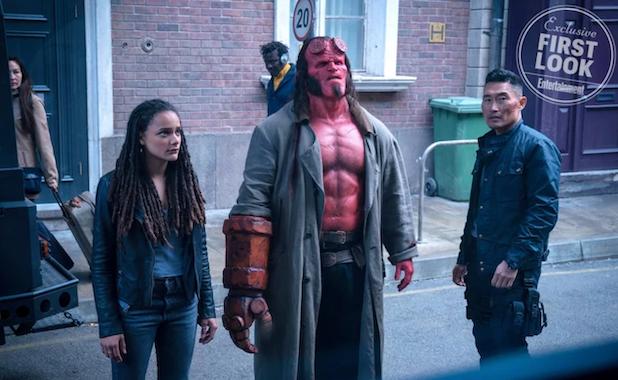 Hellboy Image EW