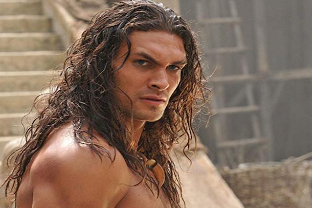 "Jason Momoa in 2011's ""Conan The Barbarian"""