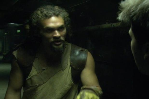 """Jason Momoa in """"Stargate: Atlantis"""""""