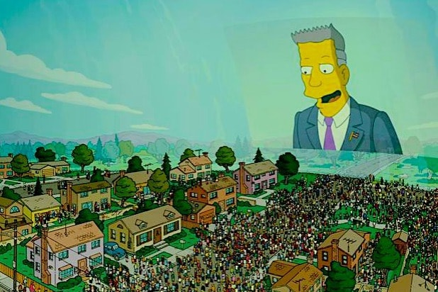 Simpsons Environmental Disaster