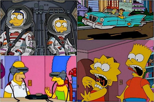 Simpsons Predictions
