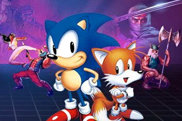 Amazon Relaunches Classic Sega Games like 'Sonic the Hedgehog'