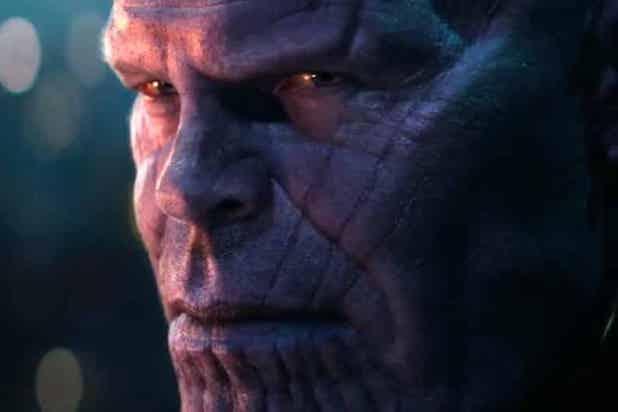 Thanos Scars