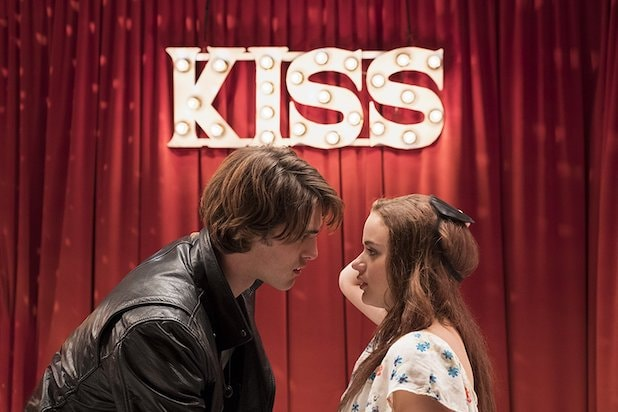 The Kissing Booth Joey King Joel Courtney
