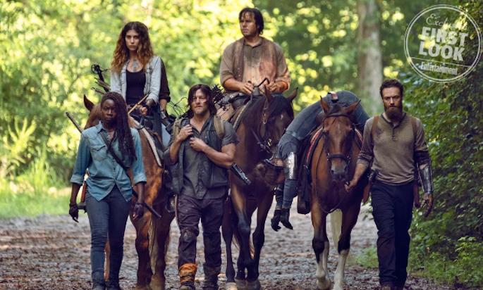 The Walking Dead Season 9B