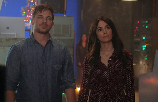 Timeless Series Finale Heres The One Scene That Almost