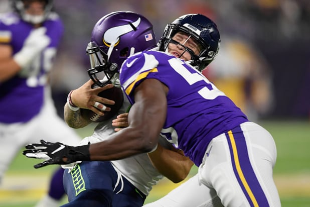 Seattle Seahawks v Minnesota Vikings