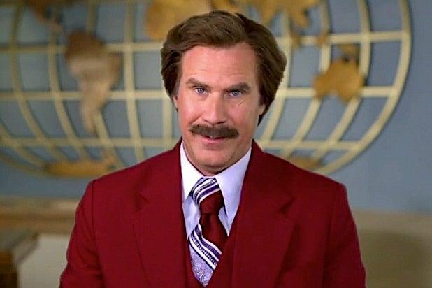 Will Ferrell Ron Burgundy