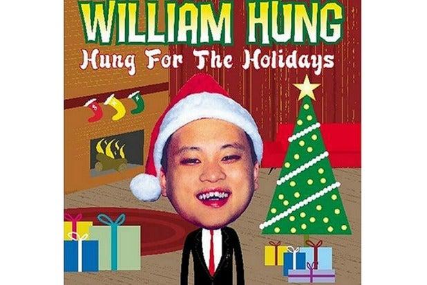 William Hung Christmas Album