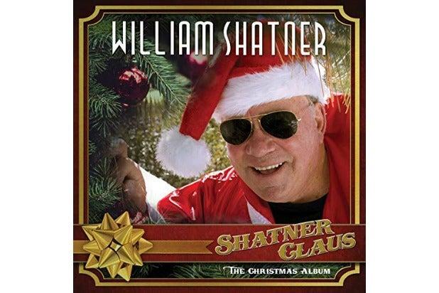 William Shatner Christmas Album