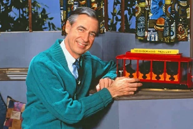 Won't You Be My Neighbor Mr. Rogers