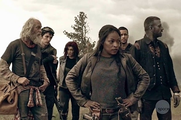 SyFy's Zombie Series 'Z Nation' Cancelled After 5 Seasons