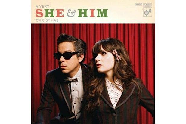 Zooey Deschanel Christmas Album