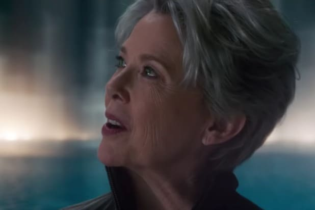 Here's The Comic Book Character We Think Annette Bening Is Playing