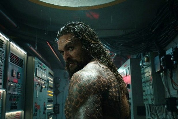 does aquaman connect to justice league or ignore it