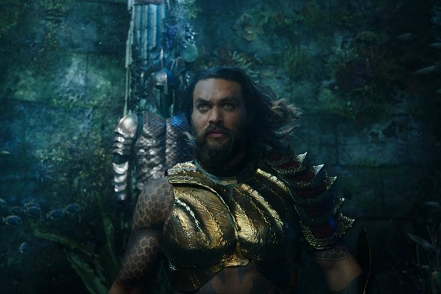 does aquaman have a post credits scene