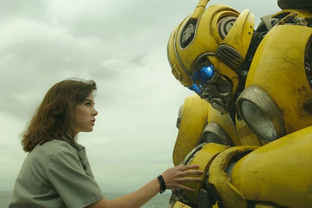 does bumblebee have a post-credits scene hailee steinfeld