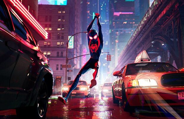 does spider-man into the spider-verse have a post credits scene