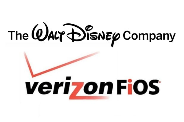 Walt Disney Verizon
