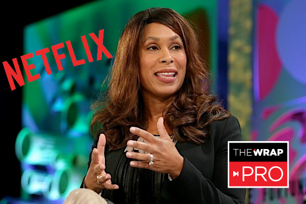 WRAP PRO ONLY: channing dungey netflix