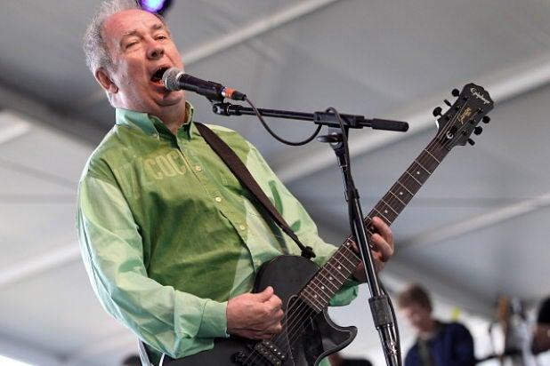 Pete Shelley Buzzcocks