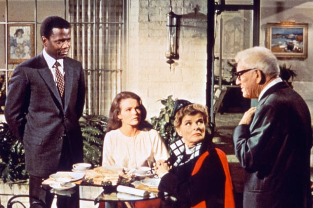 guess who's coming to dinner sidney poitier