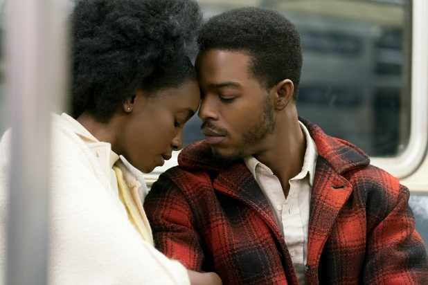 If Beale Street Could Talk Barry Jenkins Regina King Kiki Layne Tish Stephan James Fonny