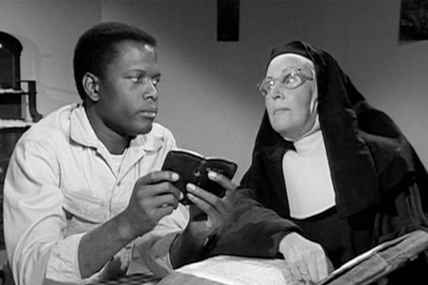 lilies of the field sidney poitier
