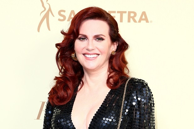 Megan Mullally about last night