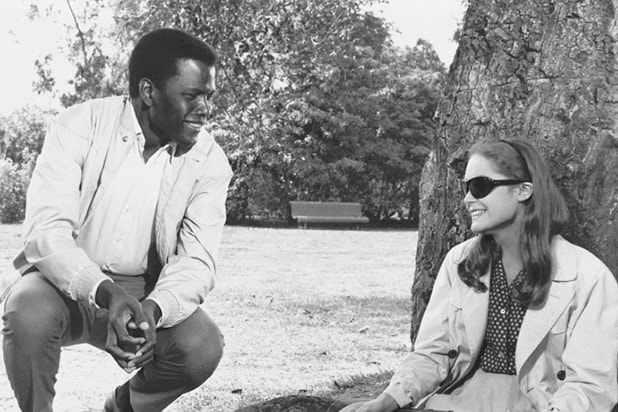 patch of blue sidney poitier