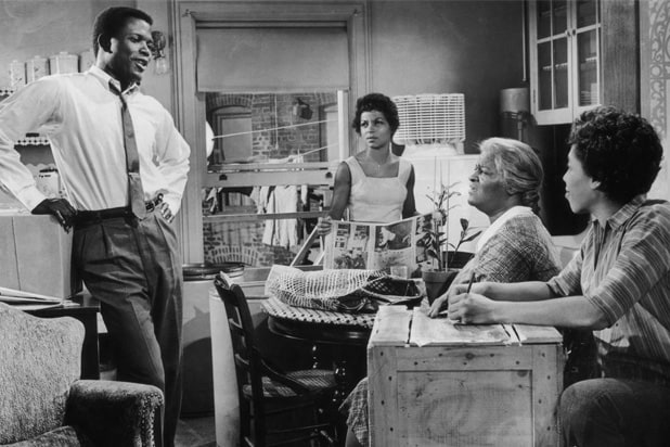 raisin in the sun sidney poitier