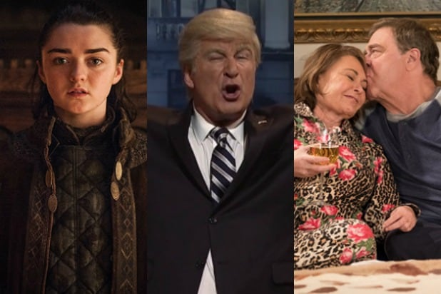 saturday night live game of thrones roseanne