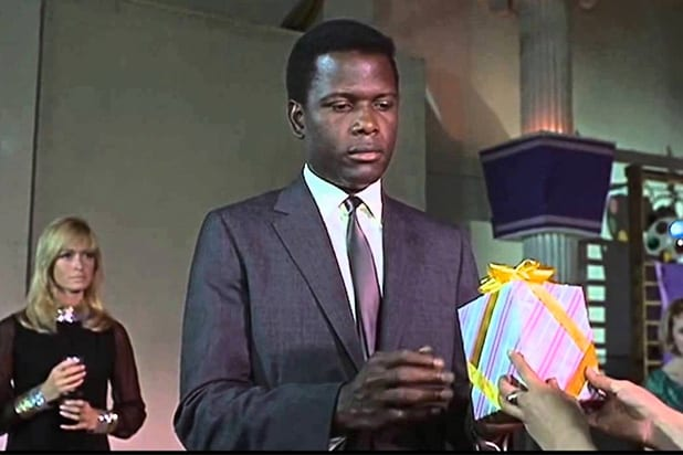 to sir with love sidney poitier