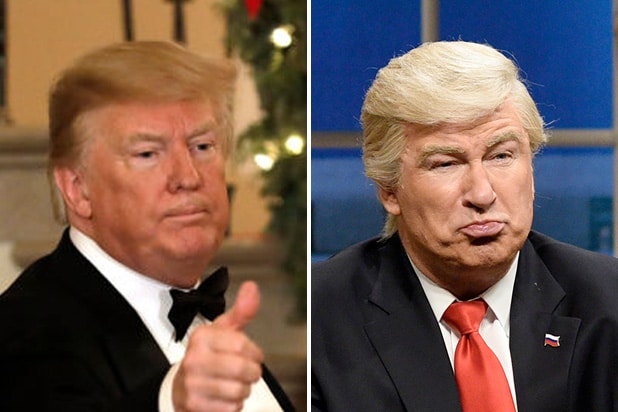 Alec Baldwin Asks if Trump Twitter Rant 'Constitutes a Threat' to His Family's Safety Alec Baldwin Asks if Trump Twitter Rant 'Constitutes a Threat' to His Family's Safety