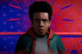 spider-man into the spider-verse mile morales post-credits scene explained spider-man 2099
