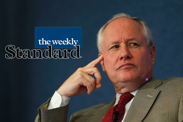 weekly standard bill kristol