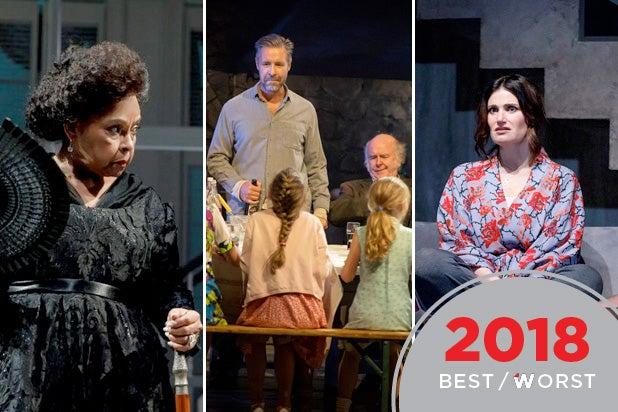 best theater 2018