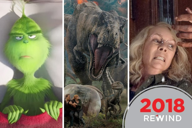 universal 2018 grinch jurassic world halloween
