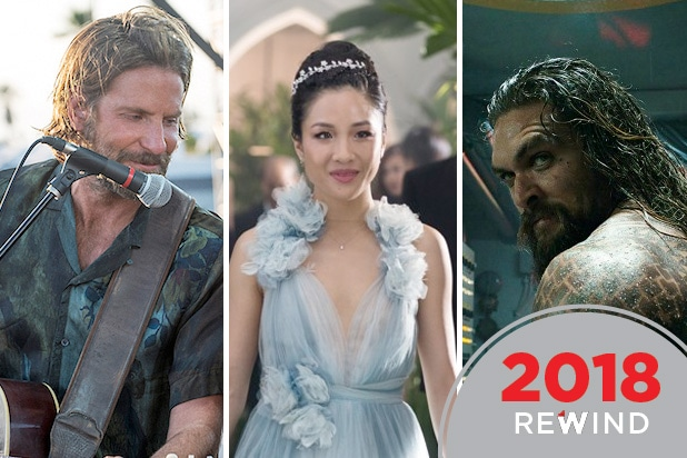 warner bros. 2018 report card star is born crazy rich asians aquaman