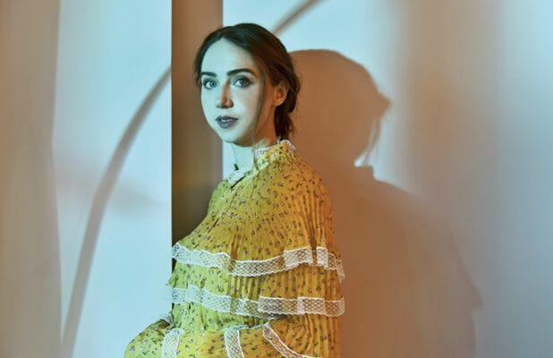 Zoe Kazan, The Ballad of Buster Scruggs