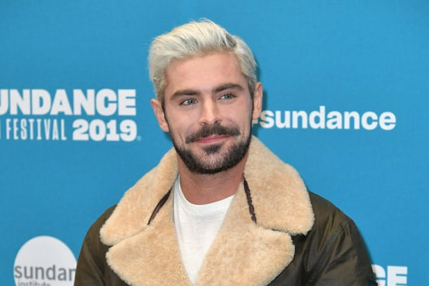 "PARK CITY, UT - JANUARY 26: Zac Efron attends the ""Extremely Wicked, Shockingly Evil And Vile"" Premiere during the 2019 Sundance Film Festival at Eccles Center Theatre on January 26, 2019 in Park City, Utah."