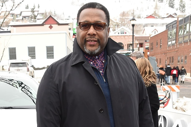 PARK CITY, UT - JANUARY 27: Actor Wendell Pierce attends Acura Festival Village At The Sundance Film Festival 2019 on January 27, 2019 in Park City, Utah.