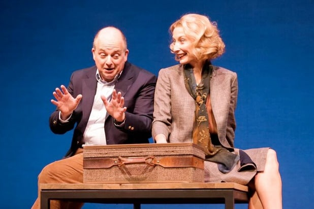 About Alice' Theater Review: Calvin Trillin's Wry, Rueful Look at