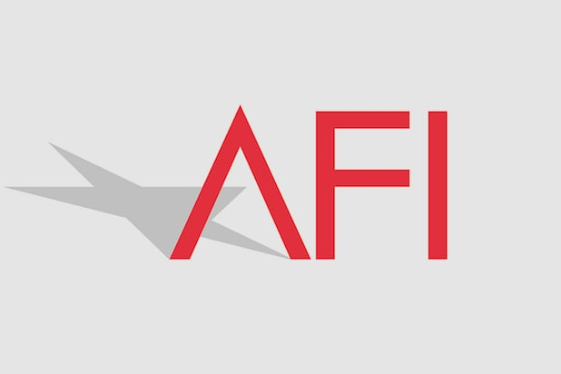 American Film Institute AFI logo