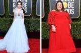Alison Brie Chrissy Metz Golden Globes