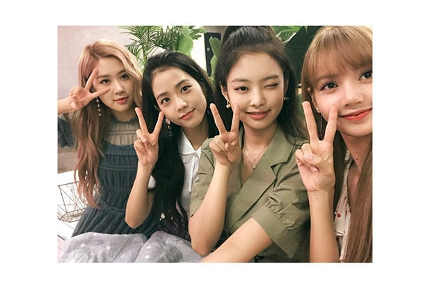 Blackpink at Coachella - Instagram