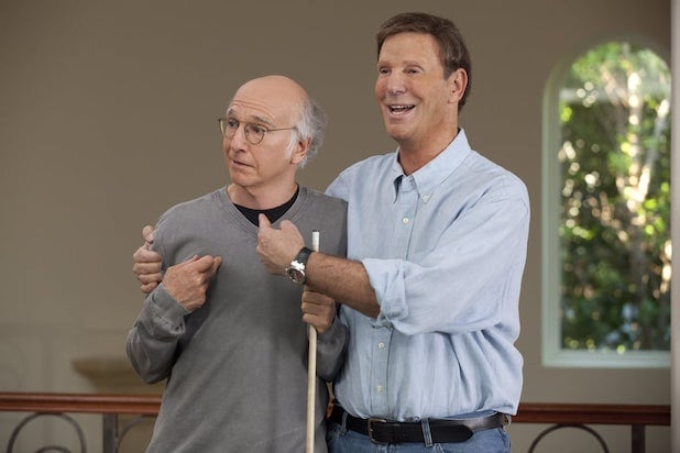 Bob Einstein Marty Funkhouser Curb Your Enthusiasm